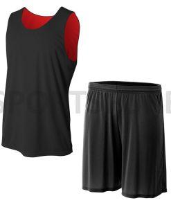 Custom Reversible Basketball Jerseys