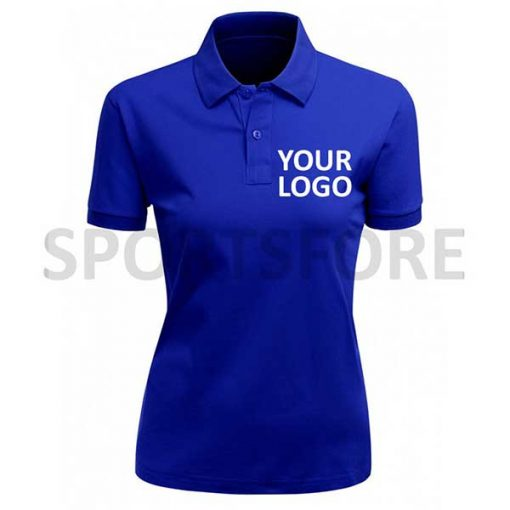 Polo Shirt Design for Ladies