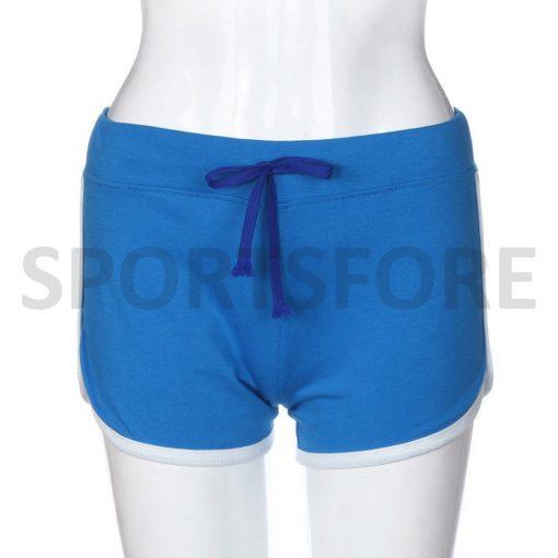 Women elastic waist Shorts