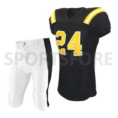 sportsfore custom design sublimation american football uniforms
