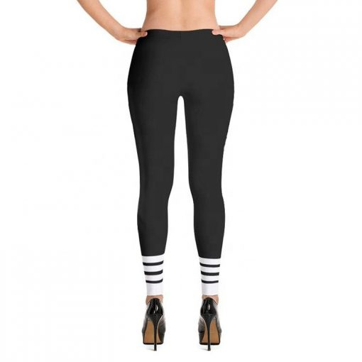 High Fashion Trendy Fancy Gym Fitness Sports Leggings for Women Sportsfore