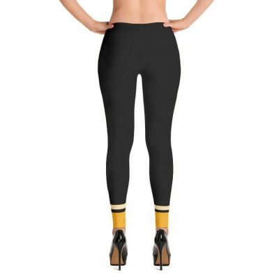 Ladies Latest Skin Tight Fancy Fashion Legging Sortsfore