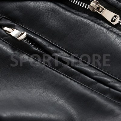 Latest Fashion Genuine Leather Jacket for Women Sportsfore