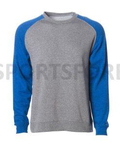 Man pullover slim fit crewneck sweatshirt Sportsfore