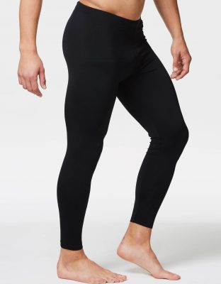 Quick Dry Compression Running Swimming Fitness Gym Sports Workout Tights Leggings for Men Sportsfore