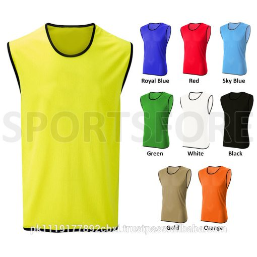 Soccer Training Bibs Top Quality Mesh Training Sports Bibs Sportsfore