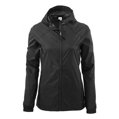 Women Waterproof Blank Rain Jacket Sportsfore