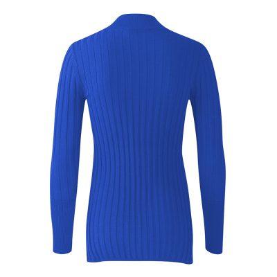 Women Custom Skinny Fit Plain Knitted Turtleneck Jumper Sportsfore