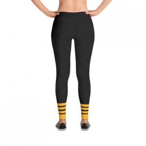 Womens Fancy Fashion Fitness Gym Yoga Leggings Sportsfore