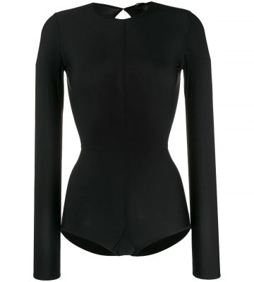 Cheap Long Sleeve Sports Body suits for Ladies Sportsfore