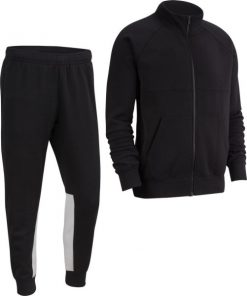 Wholesale New Fashion Custom Design Color Combination Jogging Running Gym Workout Tracksuits for Men Sportsfore