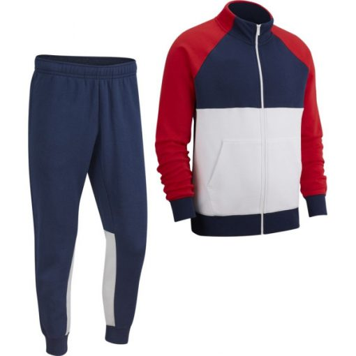 Latest Design Custom Training Jogging Wear Mens Tracksuit Set Sportsfore