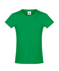 Girls Blank Plain 100% Cotton T shirts Sportsfore