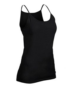 Women's Fashion Trendy Spaghetti Strap Lingerie Fancy Camisole Top Sportsfore