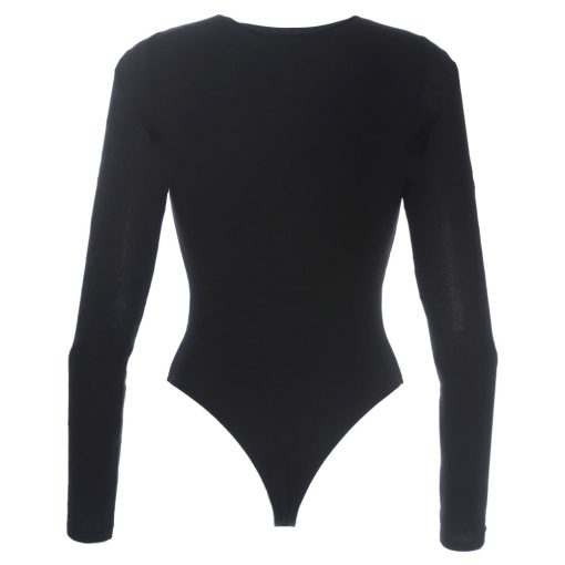 Long Sleeve Bodysuits for Women