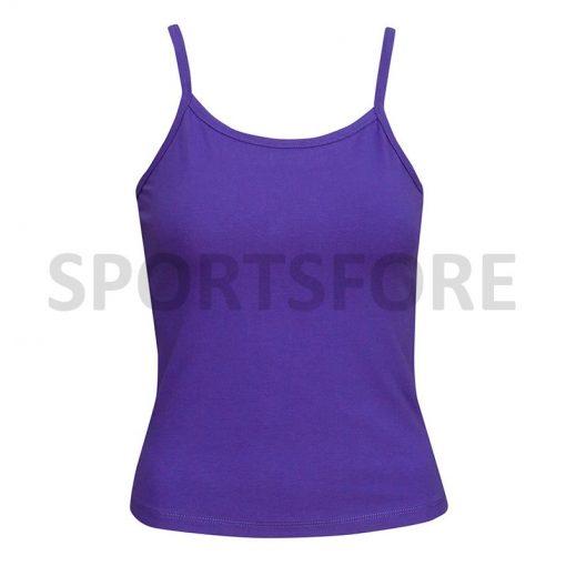 Women's Summer Fashion Slim Shoulder Straps Stretch Tank Tops Sportsfore