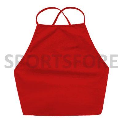 Women's Latest Summer Fashion Open Back Lace up Spaghetti Strap Sleeveless Crop Tank Tops Sportsfore