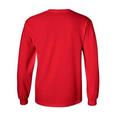 Men's Cotton Long Sleeve T shirt Sportsfore