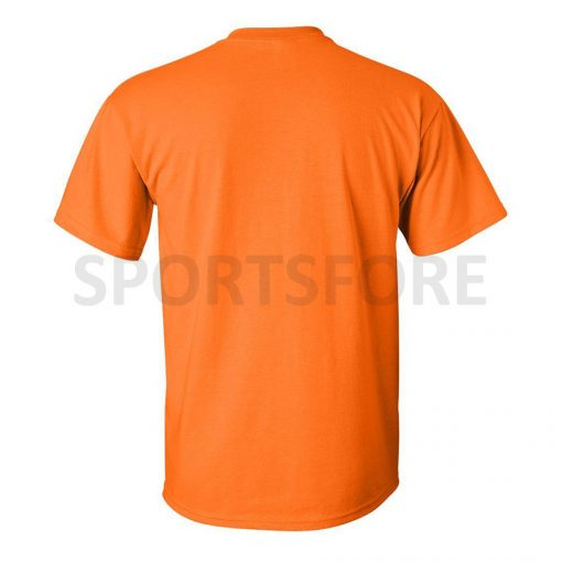 High Visibility Dri Fit Workwear Safety T-shirts Sportsfore