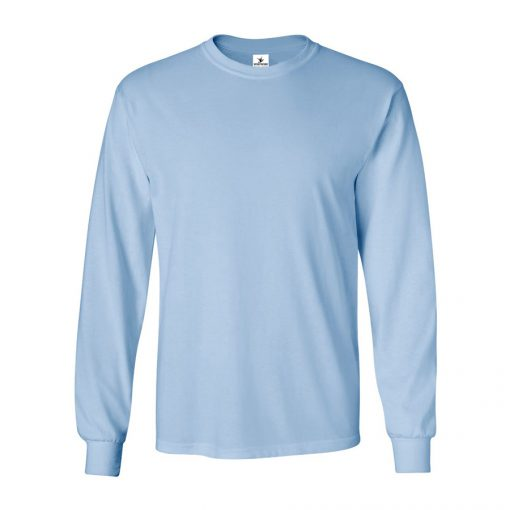 Men's Cotton Long Sleeve T shirt Sportsfore