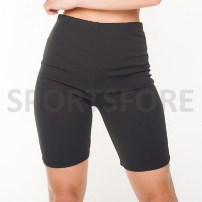 Custom Summer Running Cycling Gym Sports Workout Spandex Shorts for Ladies/Girls/Women Sportsfore