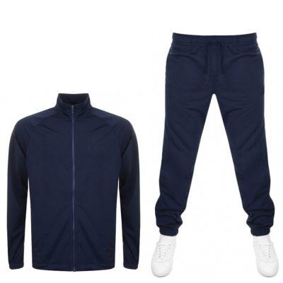 Men's Custom Cheap Blank Sports Gym Jogging Warm up Tracksuit Sportsfore