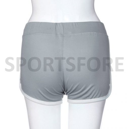 New Summer Fashion Lightweight Compression Fitness Running Gym Workout Sports Cotton Spandex Shorts for Girls Sportsfore