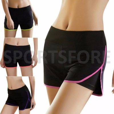 Wholesale Custom Breathable Quick Dry Casual Summer Fitness Yoga Workout Gym Shorts for Women Sportsfore