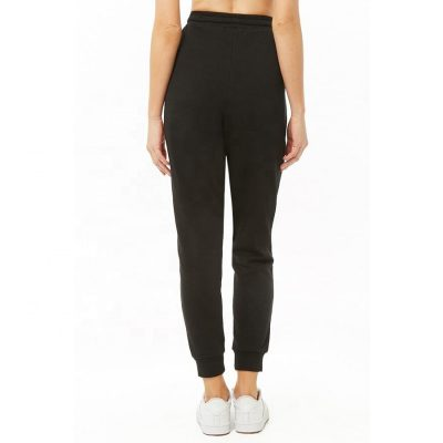 Womens Reflective Piped Trim Jogger Sweatpants Sportsfore