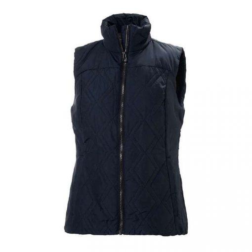Women's Lightweight Navy Vest