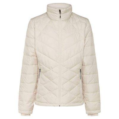 Women's Lightweight Regular Fit Long Sleeves Unhooded Puffer Jacket