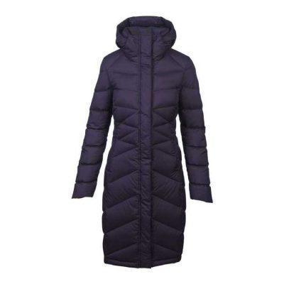 Women's Long Sleeves Removable Hood Duck Down Jacket Puffer Jacket
